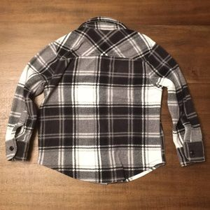 Arizona Jean Company Shirts & Tops - Arizona Boys Fleece Flannel Size 5